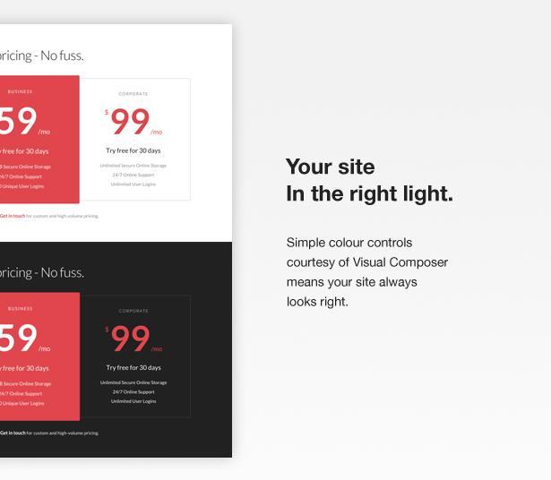 launchkit 4 - Launchkit Landing Page & Marketing WordPress Theme