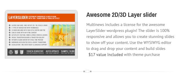 layer - Multinews   Magazine WordPress Theme