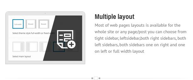 layout - Multinews   Magazine WordPress Theme