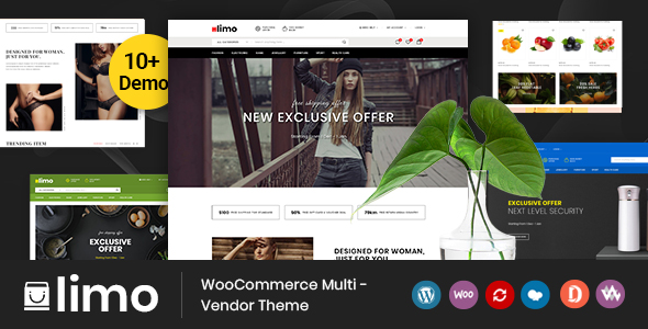 limo preview - Mega Shop - WooCommerce Responsive Theme