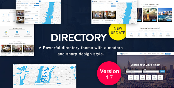 livepreview.  large preview - Directory | Multi-purpose WordPress Theme