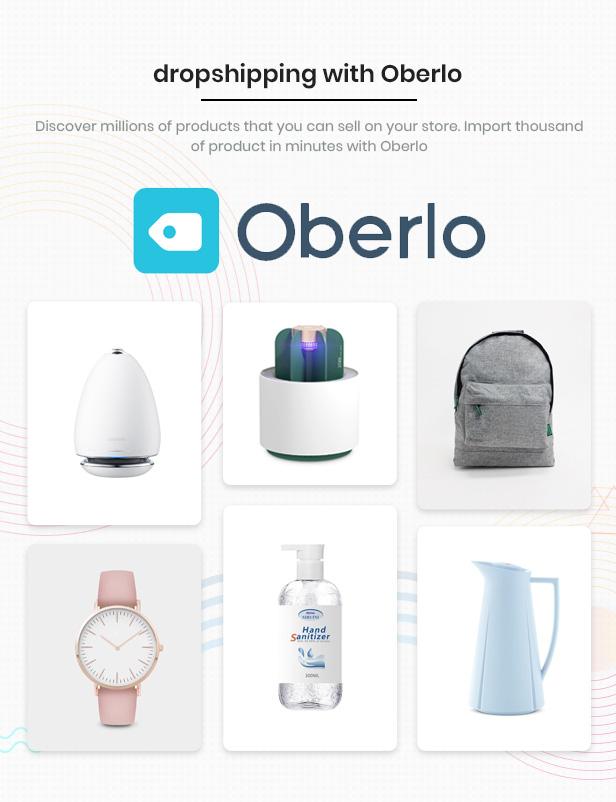 oberlo - Kalles - Clean, Versatile, Responsive Shopify Theme - RTL support