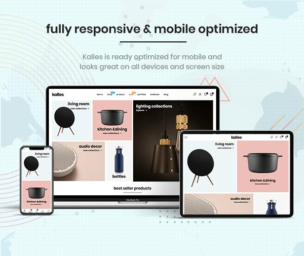 responsive restina - Kalles - Clean, Versatile, Responsive Shopify Theme - RTL support