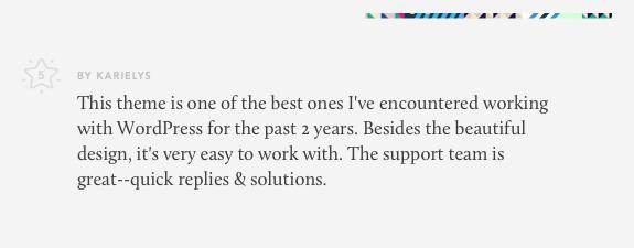review for lobo wordpress theme for creatives 010 - Lobo - WordPress Portfolio for Freelancers & Agencies