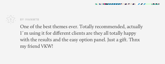 review for lobo wordpress theme for creatives 08 - Lobo - WordPress Portfolio for Freelancers & Agencies