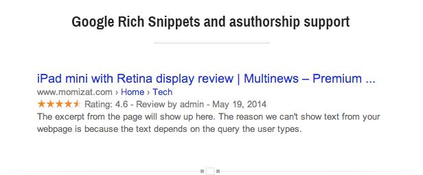 rich - Multinews   Magazine WordPress Theme