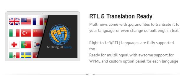 rtl - Multinews   Magazine WordPress Theme