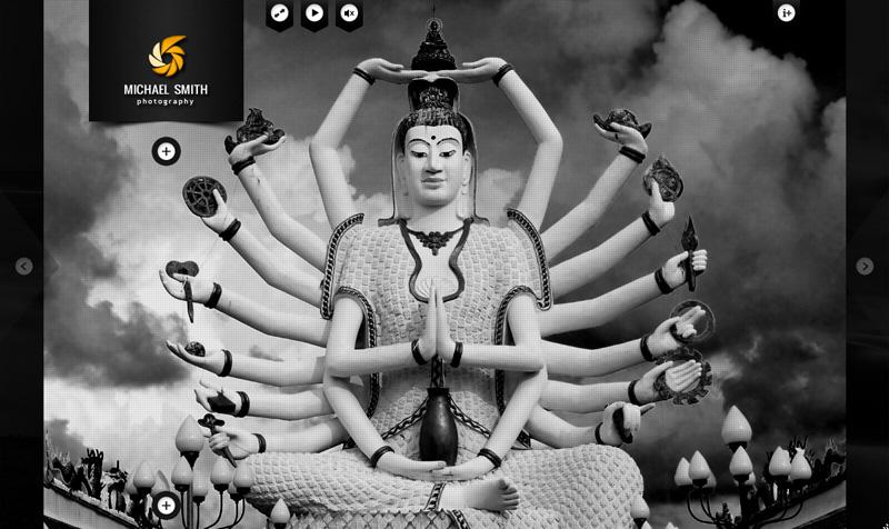 screenshot2 - BIG Gallery - Fullscreen Photography Portfolio