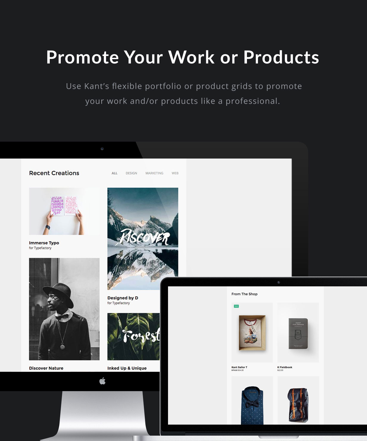tf profile grids - Kant - Responsive Email for Startups: 50+ Sections + MailChimp + Mailster + Shopify Notifications