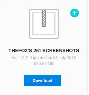 thefox download 261 screenshots - TheFox | Multi-Purpose PSD Template