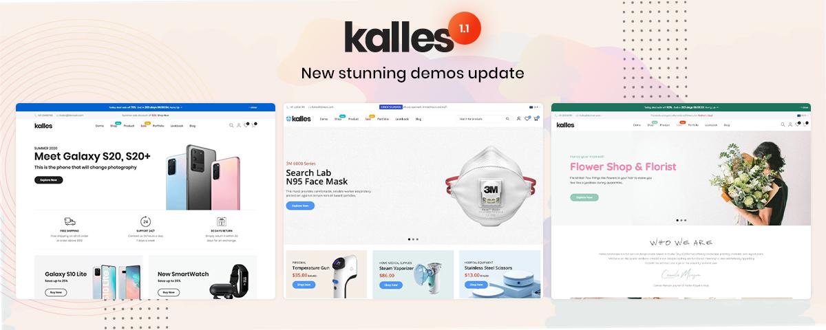 v1.1 - Kalles - Clean, Versatile, Responsive Shopify Theme - RTL support