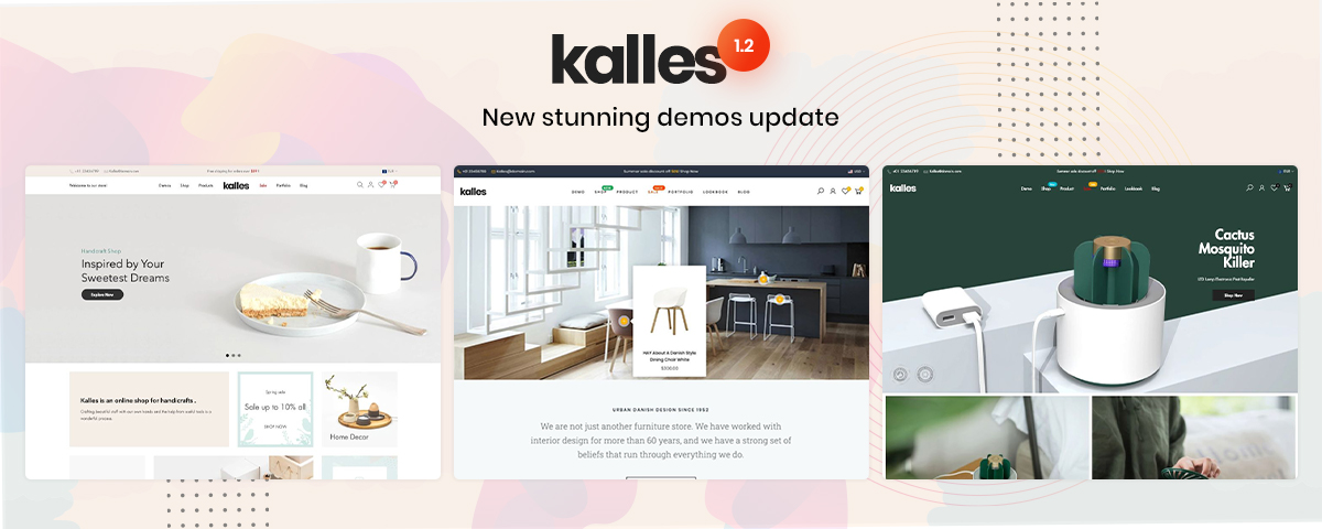 v1.2(new) - Kalles - Clean, Versatile, Responsive Shopify Theme - RTL support
