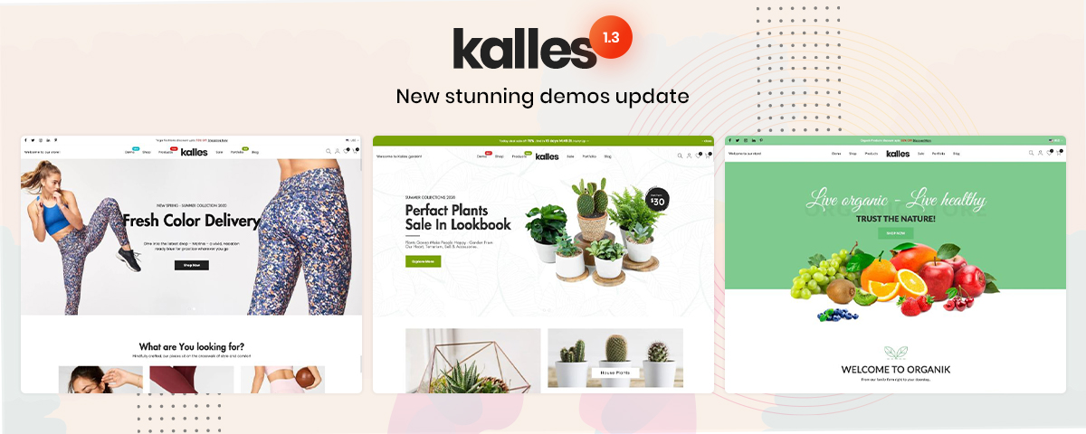 v1.3 - Kalles - Clean, Versatile, Responsive Shopify Theme - RTL support