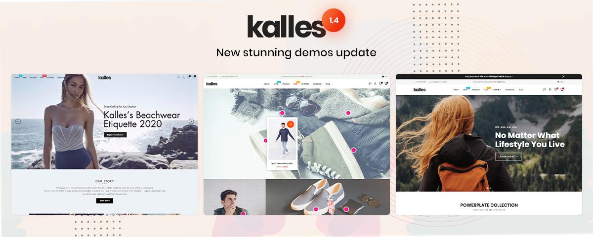 v1.4 - Kalles - Clean, Versatile, Responsive Shopify Theme - RTL support