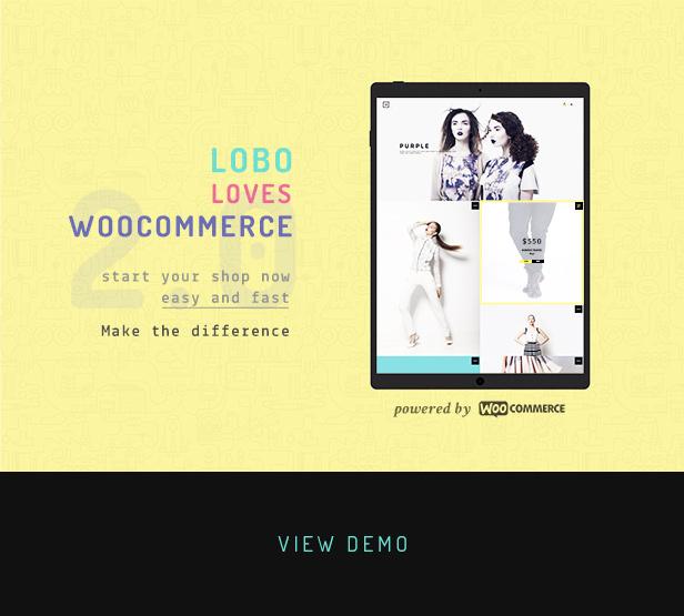 wooc lobo banner - Lobo - WordPress Portfolio for Freelancers & Agencies