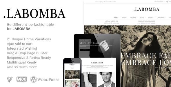 001.  large preview - Labomba - Responsive Multipurpose WordPress Theme