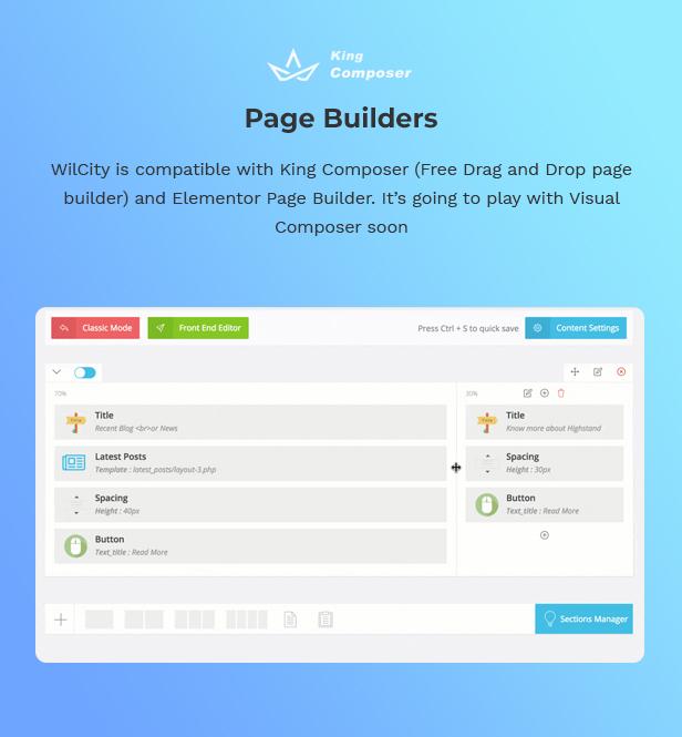 14 - Wilcity - Directory Listing WordPress Theme
