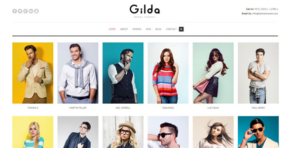 1615400603 794 preview.  large preview - Gilda - Model Agency WordPress CMS Theme