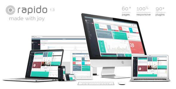 1616407144 362 preview.  large preview - Rapido – Responsive Admin Dashboard Theme