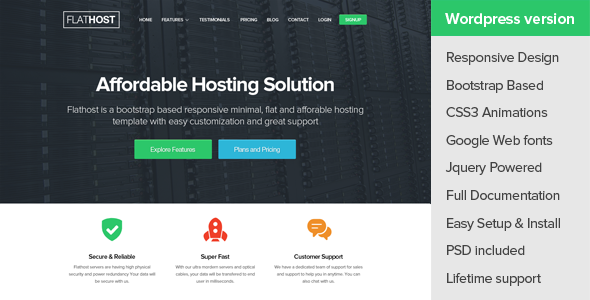 1617029366 305 preview.  large preview - FlatHost WordPress Hosting Theme + WHMCS