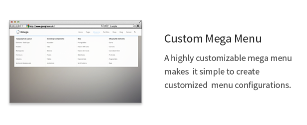 1617161310 260 megamenu - Omega - Multi-Purpose Responsive Bootstrap Theme
