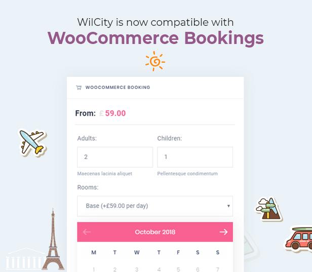23 - Wilcity - Directory Listing WordPress Theme