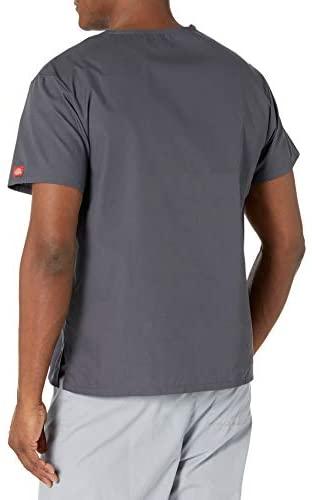 31 gU15itwL. AC  - Dickies Men's Signature V-Neck Scrubs Shirt