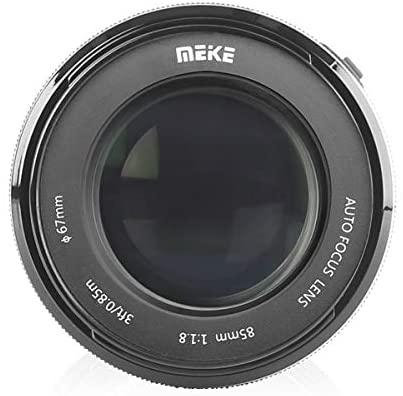 410xdvLLcBL. AC  - MEKE 85mm F1.8 Auto Focus Full Frame Large Aperture Lens for Nikon F Mount DSLR Cameras D850 D750 D780 D610 D3200 D3300 D3400 D3500 D5500 D5600 D5300 D5100 D7200 and Other F Mount Cameras