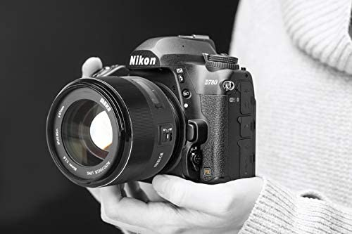 4174MomqvUL. AC  - MEKE 85mm F1.8 Auto Focus Full Frame Large Aperture Lens for Nikon F Mount DSLR Cameras D850 D750 D780 D610 D3200 D3300 D3400 D3500 D5500 D5600 D5300 D5100 D7200 and Other F Mount Cameras