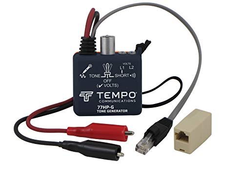 41MKEsaYGfL - Tempo Communications 77HP-G Professional Tone Generator (Latest Model)