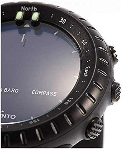 41fhNJQQI5L. AC  - SUUNTO Core All Black Military Men's Outdoor Sports Watch - SS014279010