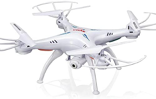 41sqFV2sDAL. AC  - Cheerwing Syma X5SW-V3 WiFi FPV Drone 2.4Ghz 4CH 6-Axis Gyro RC Quadcopter Drone with Camera, White