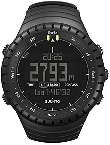 41uzzqhjbiL. AC  - SUUNTO Core All Black Military Men's Outdoor Sports Watch - SS014279010