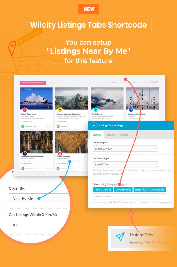 44 - Wilcity - Directory Listing WordPress Theme