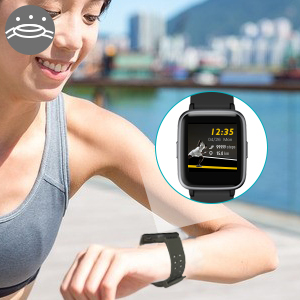 460712b2 be69 40dc b2bf 0d16ee687490.  CR0,0,300,300 PT0 SX300 V1    - Willful Smart Watch for Android Phones Compatible iPhone Samsung IP68 Swimming Waterproof Smartwatch Sports Watch Fitness Tracker Heart Rate Monitor Digital Watch Smart Watches for Men Women Black