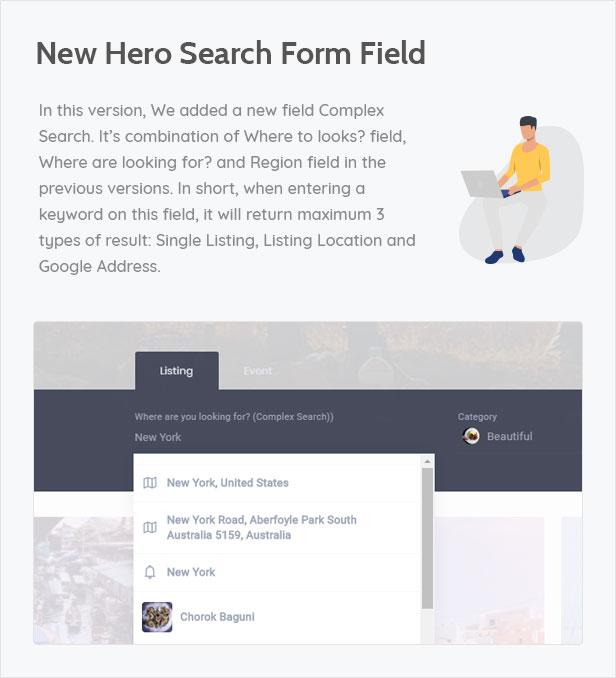 49 - Wilcity - Directory Listing WordPress Theme