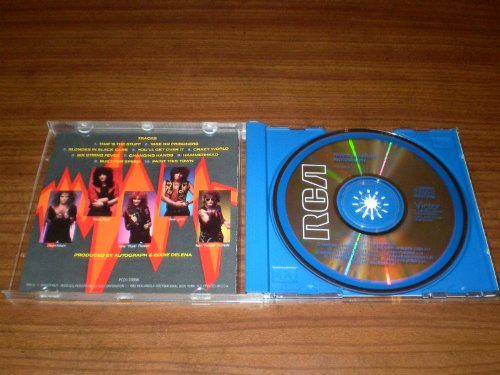 5197txJX9JL - That's The Stuff CD 1985 MCA Records Mega Rare Blue Cover Version PCD1-7009A
