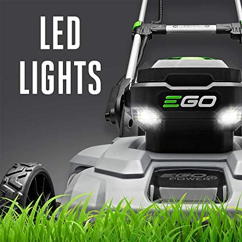 51DomWHoUCL. AC  - EGO Power+ LM2100 21-Inch 56-Volt Lithium-ion Cordless Lawn Mower | Battery & Charger Not Included | Not self-propelled