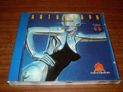51JXOo0kwdL - That's The Stuff CD 1985 MCA Records Mega Rare Blue Cover Version PCD1-7009A