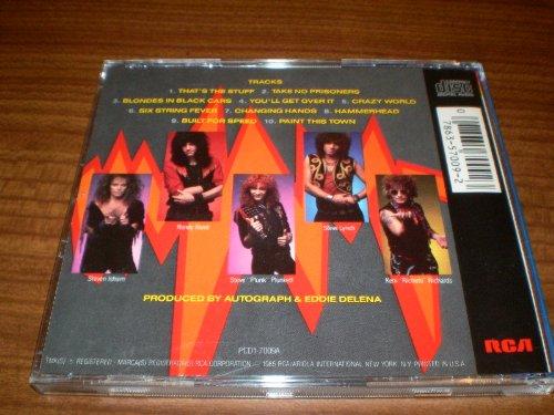 51WYmZN5DuL - That's The Stuff CD 1985 MCA Records Mega Rare Blue Cover Version PCD1-7009A
