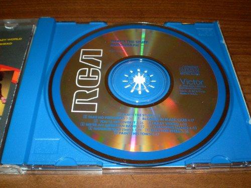 51pIF1cvwML - That's The Stuff CD 1985 MCA Records Mega Rare Blue Cover Version PCD1-7009A