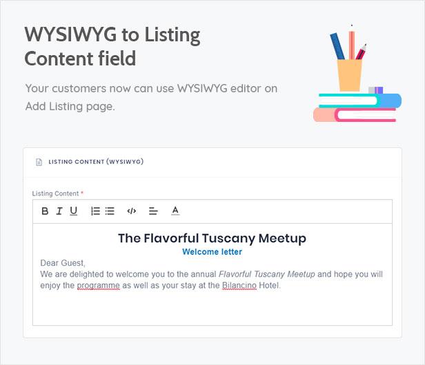 55 - Wilcity - Directory Listing WordPress Theme