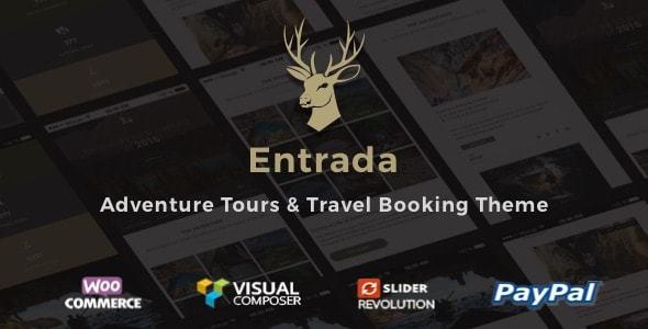 590x300.  large preview - Entrada Tour Travel Booking WordPress Theme