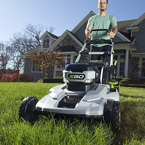 61nRFj9KxeL. AC  - EGO Power+ LM2100 21-Inch 56-Volt Lithium-ion Cordless Lawn Mower | Battery & Charger Not Included | Not self-propelled