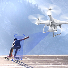 78723dd8 acc8 4b93 905c 33a652336fb0. CR0,0,220,220 PT0 SX220   - Potensic T25 GPS Drone, FPV RC Drone with Camera 1080P HD WiFi Live Video, Dual GPS Return Home, Quadcopter with Adjustable Wide-Angle Camera- Follow Me, Altitude Hold, Long Control Range, White