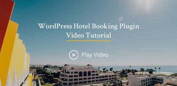 Hotel WordPress theme Hotel Booking Plugin - Hotel WordPress Theme   Sailing
