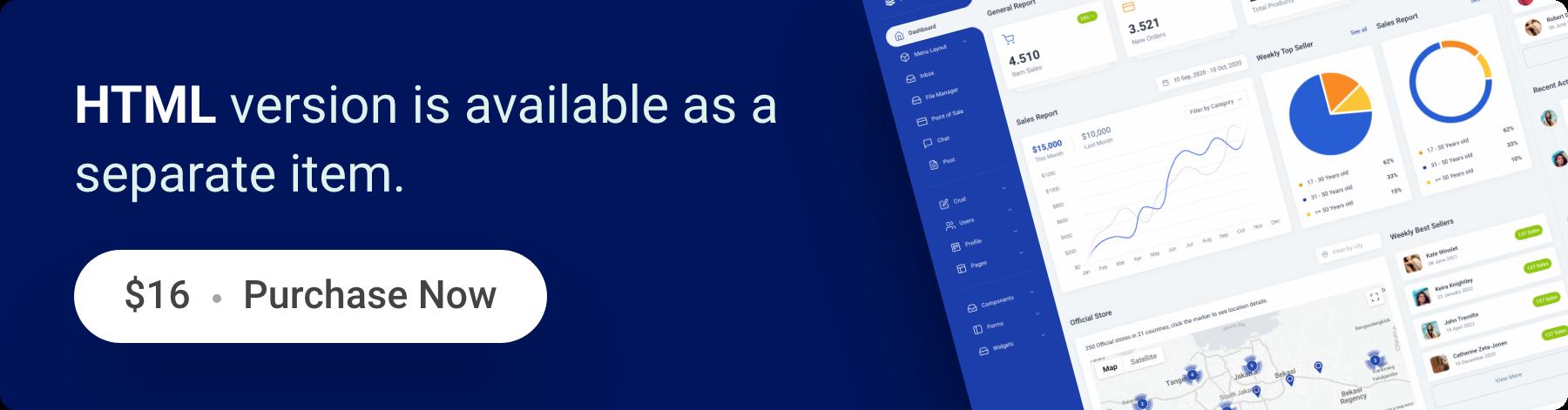 Link%20Banner%20HTML - Midone - Laravel 8 Admin Dashboard Template + HTML Version + XD Design File