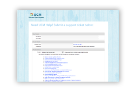 dedicated email support system - UCM Theme: AdminLTE CRM