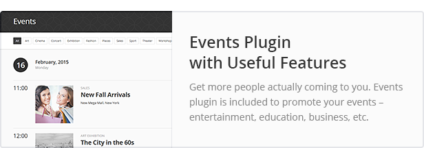 events - Converio - Responsive Multi-Purpose WordPress Theme