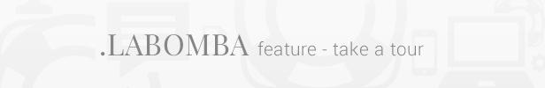 feature 1 - Labomba - Responsive Multipurpose WordPress Theme
